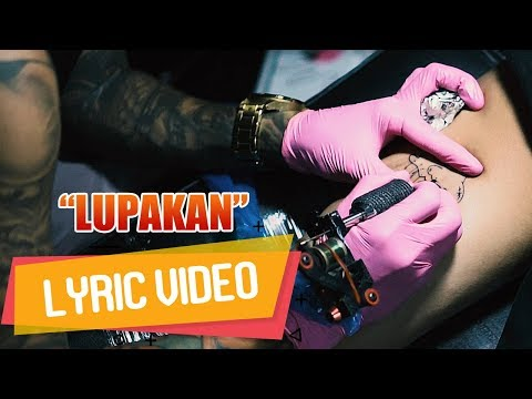 ECKO SHOW x LIL ZI - Lupakan [Guitar by @tyofuzztoni] [ Lyric Video ]