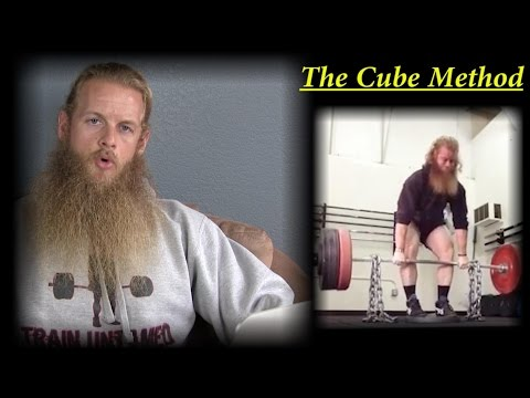 program-review-part-3:-the-cube-method,-olympic-weightlifting-program