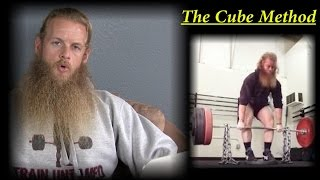 PROGRAM REVIEW part 3: The Cube Method, Olympic Weightlifting Program
