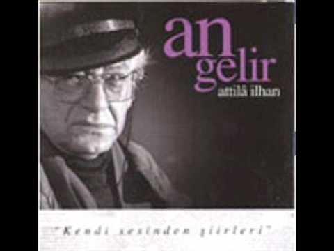 Aysel Git Başımdan - Attila İlhan (Kendi Sesinden)