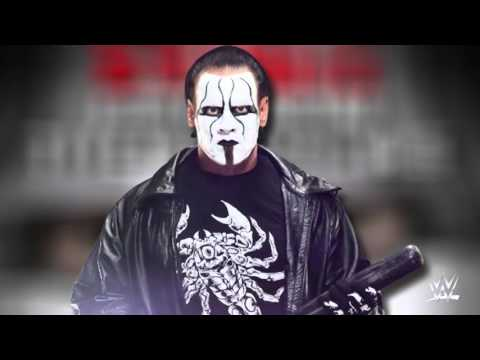 Sting 2nd WWE Theme Song For 30 minutes Out From the Shadows(V2)