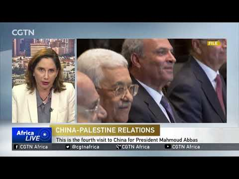 Abbas says China can play positive role in peace process