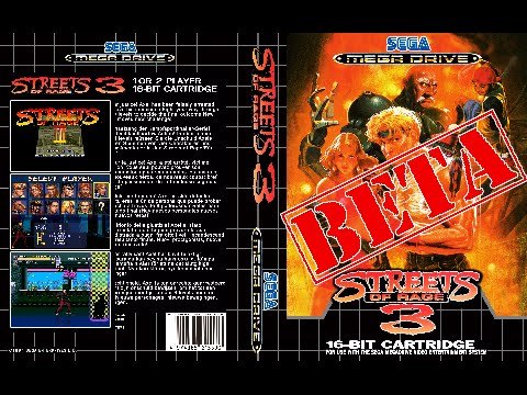 Streets of Rage 3 Screenshots for Genesis - MobyGames  |Streets Of Rage 3 Zan