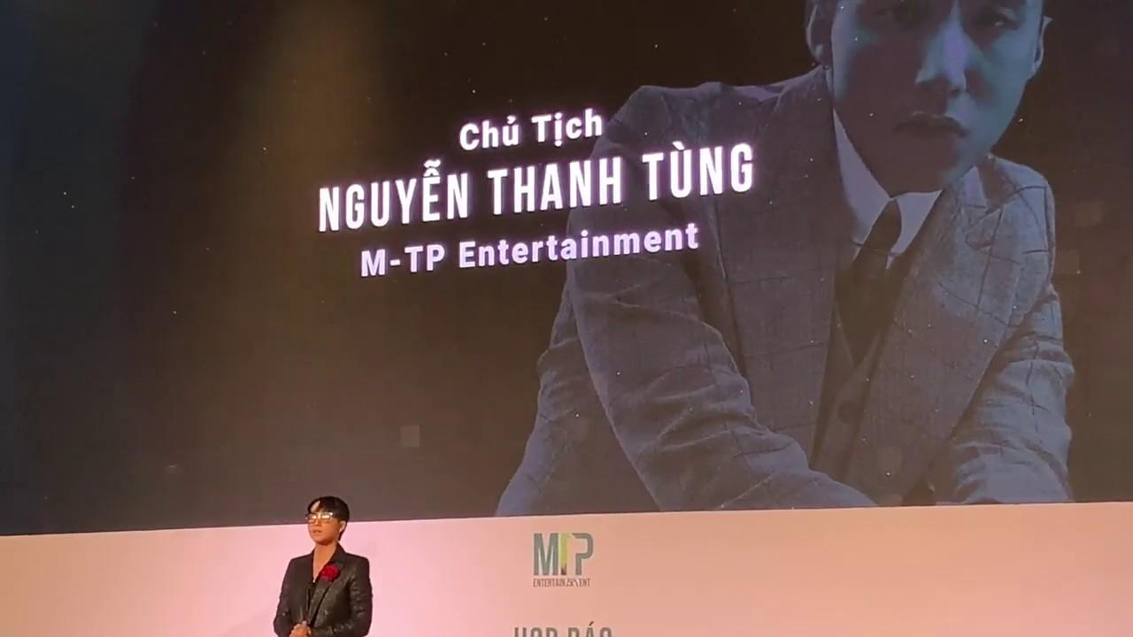 Sơn Tùng MT-P nói về những dự án cho năm 2020