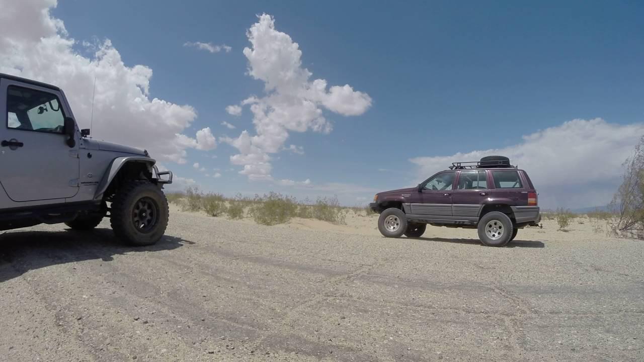 San Diego Jeep >> Jeep, JK, San Diego Jeep Club, Bumper GOPRO - YouTube