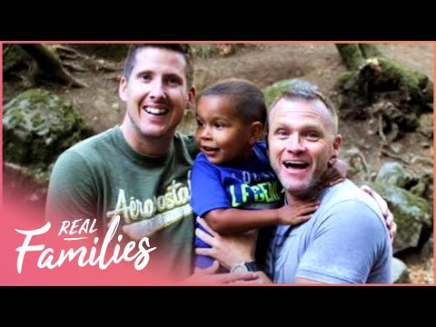 How Easy Is It For Gay Couples To Adopt? | Finding Life | Real Families