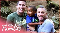 How Easy Is It For Gay Couples To Adopt?   Finding Life   Real Families