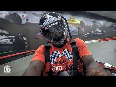 BTV: Von Miller hosts Go-Kart Grand Prix fundraiser for Von