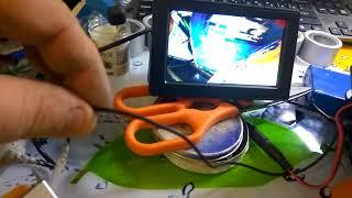 Переробка китайської підводної камери для риболовлі