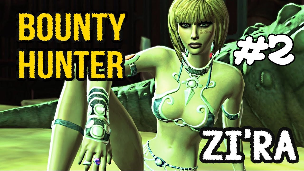 story cancels bounty hunter
