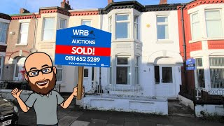 💥 SOLD SOLD SOLD 💥 More Wallasey 🏠🏚 WANTED WRB Auctions