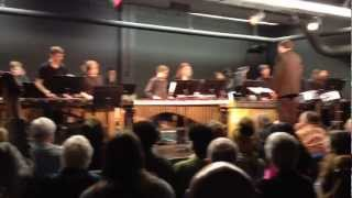 RADIOHEAD - How I Made My Millions (performed by TSA Percussion Ensemble)