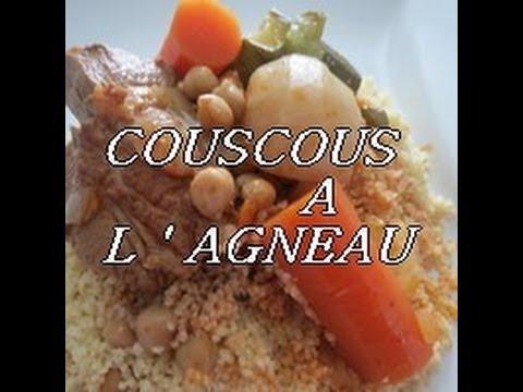 recette-facile-:-couscous-à-l'agneau
