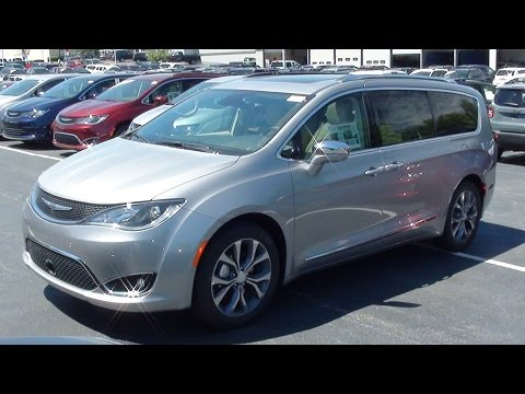 MVS - 2017 Chrysler Pacifica Limited