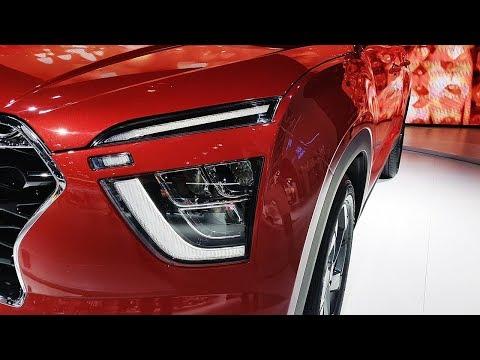 Не ТАКУЮ КРЕТУ МЫ ЖДАЛИ! Первый обзор Hyundai Creta 2020