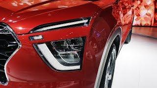 Первый обзор Hyundai Creta 2020