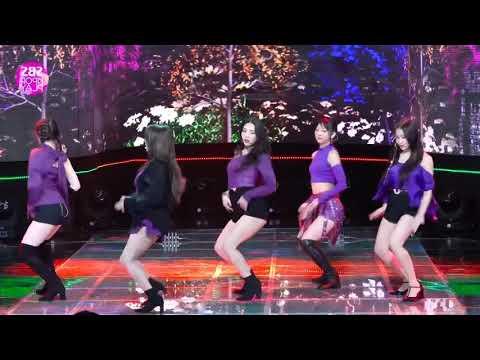 MIRRORED Red Velvet - 'Sunny Side Up' Dance Mirror
