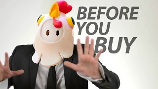 Fall Guys - Before You Buy (Video Game Video Review)