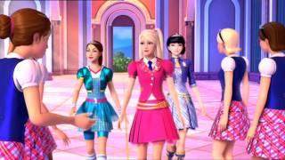 Videoclip musical de Barbie: Escuela de Princesas
