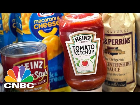 Kraft Heinz To Pursue Merger Following Unilever Rejection | Squawk Box | CNBC