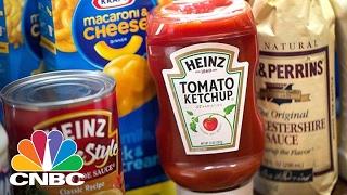 Kraft Heinz To Pursue Merger Following Unilever Rejection | Squawk Box | CNBC