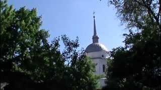 Воскресенский храм. г.Чернигов.  Крестный ход (2014). Часть 2_6.(Во 2 части фильма