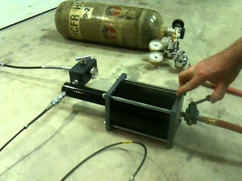4 Stage 3000psi Scuba Paintball High Pressure Air