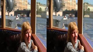 VR 3D фильмы - С.Петербург (канал Грибоедова) 3D - Документальное кино-путеводитель