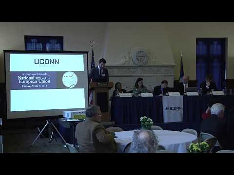 A Continent Divided: Nationalism and the European Union (CJIL Symposium 2017)