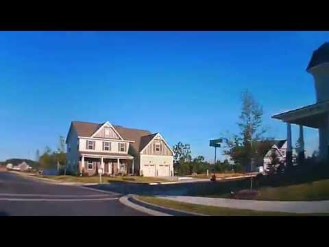 Knightdale Station | Raleigh NC Neighborhood Driving Tour | 2016