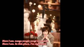 Here I Am - 4MEN & Mi (Secret Garden OST) [ENG SUB]