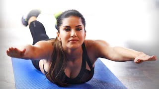 Sunny Leone Hot Workout DVD Super Hot Sunny Mornings