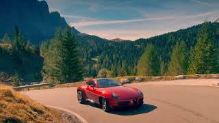 Alfa Romeo Disco Volante - Promo