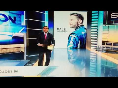 Marty Smith Interviews Dale Earnhardt Jr & Amy Earnhardt 2/18/17 Part 1