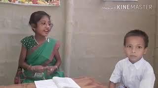 Comedy Nights kids / Little Kids comedy in Assamese