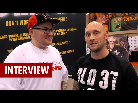 Interview with OLD 37 writer Paul Travers at Fan Expo 2015