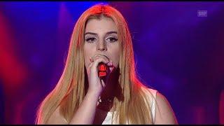 Enrika Derza - Listen - Blind Audition - The Voice of Switzerland 2014