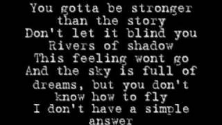 The killers - This is your life with lyrics