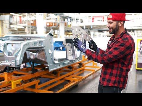 Wie wird ein Auto gebaut? 📸 Fotografieren in VW AMAROK Produktion Hannover