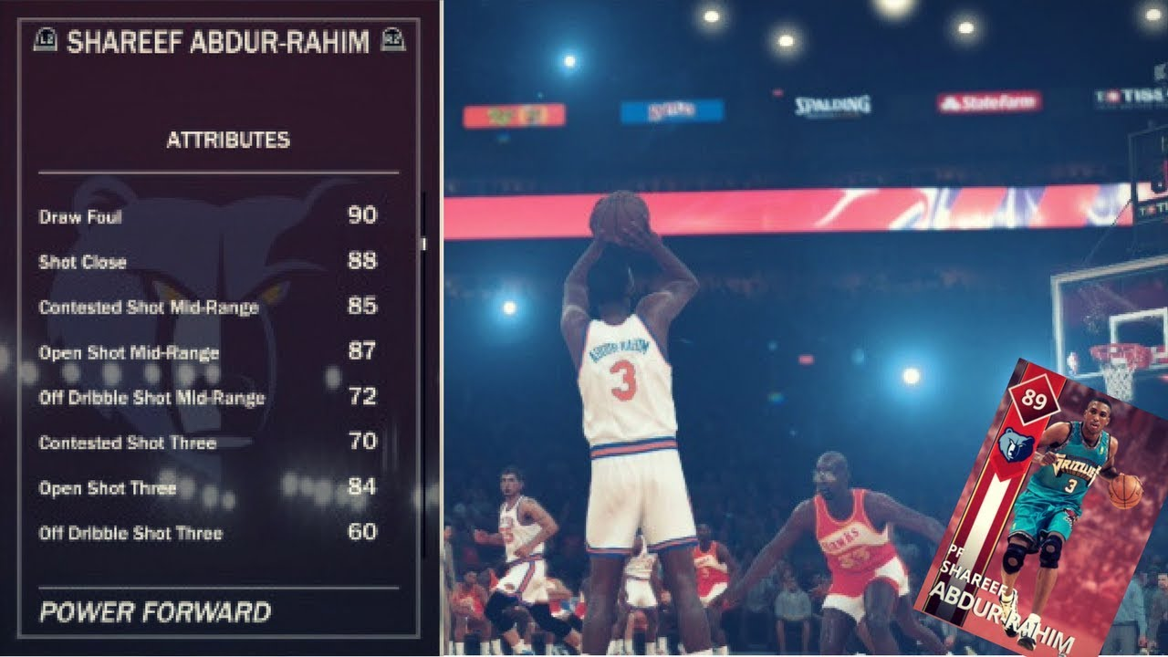 aa73151aa11 MOST ALL-AROUND RUBY PF IN THE GAME! BETTER THAN TIM DUNCAN! NBA ...