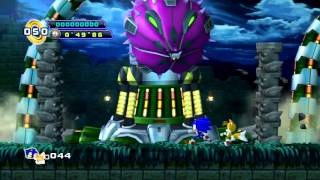 Sonic The Hedgehog 4 Episode 2 Full Game Play PlayStation 3