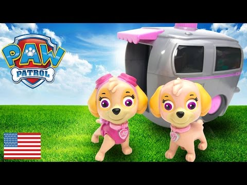 Paw Patrol Pup to Hero Playlet Skye and...