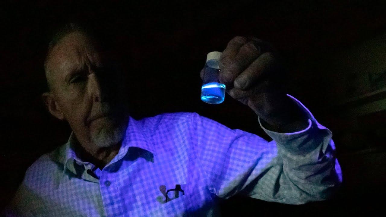Battling COVID using UV light? - VACCINE BIOWEAPON - BIOMARKER!