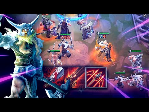 GOING FOR OLAF 3 AT ALL COSTS | TFT P. 9.22| TEAMFIGHT TACTICS