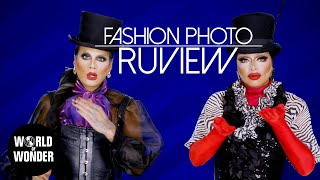 FASHION PHOTO RUVIEW: RuPaul's Drag Race UK Series 1 Episode 5