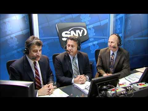 2012/06/01 Mets Broadcasters On Santana