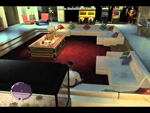 gta 4 tbogt secret interiors yusuf 39 s apartment mod youtube. Black Bedroom Furniture Sets. Home Design Ideas