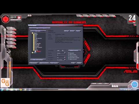 Comment avoir un PC de gamer type ROG (tuto en français et en full HD)