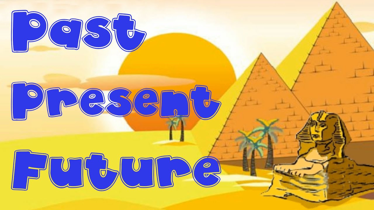 Indefinite Pronouns Verbs Past Present And Future Tense