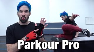 How to Become a Pro Parkour & Freerunning Athlete